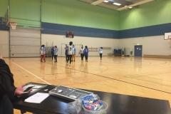 Fodbold piger indendørs turnering 2017 01