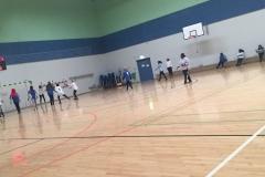 Fodbold piger indendørs turnering 2017 02