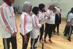 Fodbold piger indendørs turnering 2017 05